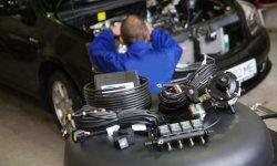 Основные этапы установки ГБО на автомобиль